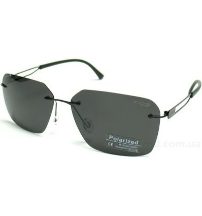 Солнцезащитные очки Silhouette 9952 поляризационные черные