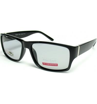 Солнцезащитные очки POLAR Eagle 8401 фотохромные серые