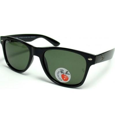 Солнцезащитные очки Ray-Ban 2140 поляризационные зеленые