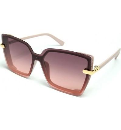 Солнцезащитные очки 3989 поляризационные розовые