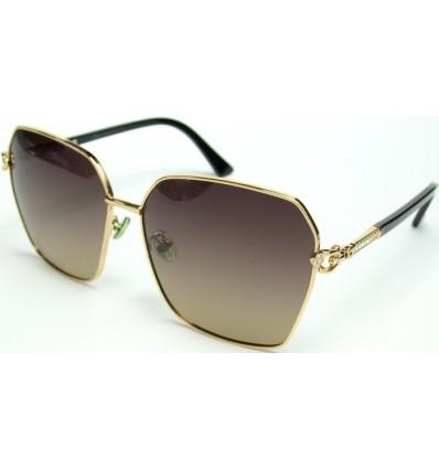 Солнцезащитные очки Dior 72012 золото