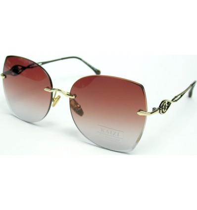 Солнцезащитные очки KAIZI 31512 поляризационные коричневые