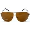Солнцезащитные очки HERMES 9004 золото