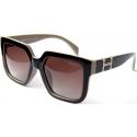 Солнцезащитные очки HERMES 22142 коричневые