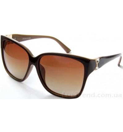 Солнцезащитные очки SWAROVSKI 065 коричневые