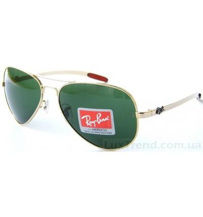 Солнцезащитные очки Ray-Ban 8301 золото