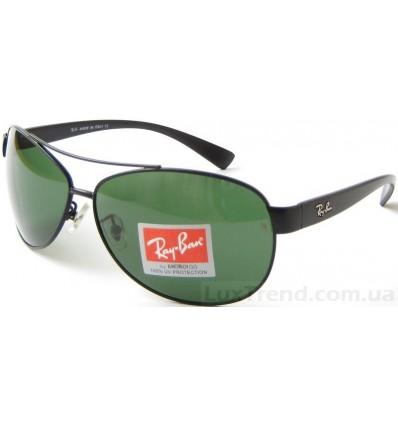 Солнцезащитные очки Ray-Ban 3386 черные