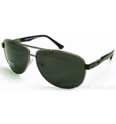 Солнцезащитные очки HERMES 9010 серые