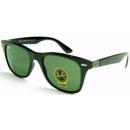 Солнцезащитные очки Ray-Ban 4195 черные глянец