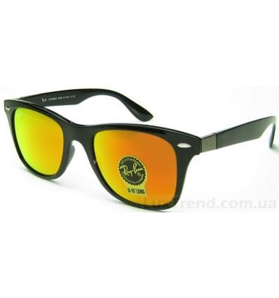 Солнцезащитные очки Ray-Ban 4195 оранж
