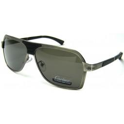 Солнцезащитные очки Cartier 4823226 серые
