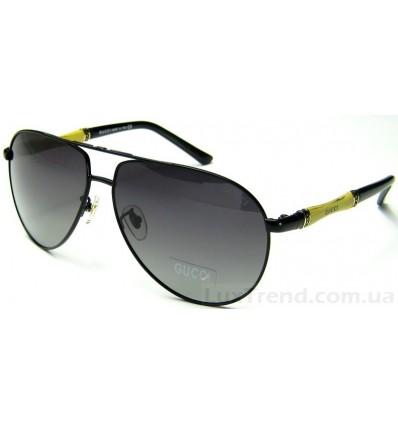 Солнцезащитные очки GUCCI 10006 черные