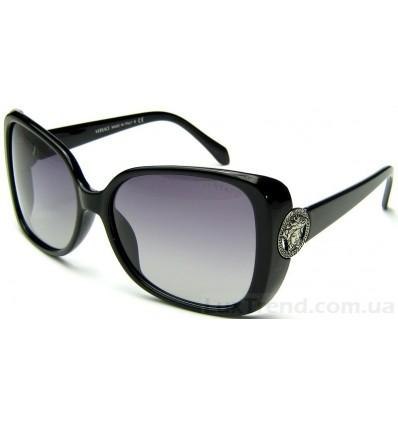Солнцезащитные очки VERSACE 2142 черные