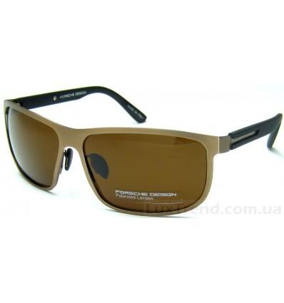 Солнцезащитные очки PORSCHE DESIGN 8583 коричневые