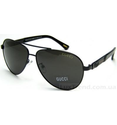 Солнцезащитные очки Gucci 1005 черные