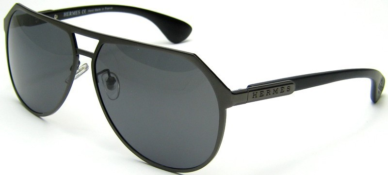 Солнцезащитные очки HERMES 8807 серые - Солнцезащитные очки - LuxTrend 03680173264