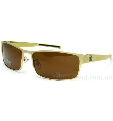 Солнцезащитные очки Mercedes-Benz 610 Aluminium золото