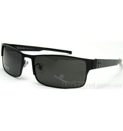 Солнцезащитные очки Mercedes-Benz 610 Aluminium черные