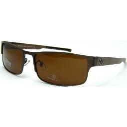 Солнцезащитные очки Mercedes-Benz 618 Aluminium коричневые