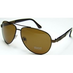 Солнцезащитные очки Gucci 7929 коричневые