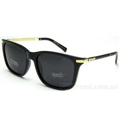 Солнцезащитные очки Gucci 8534 черные