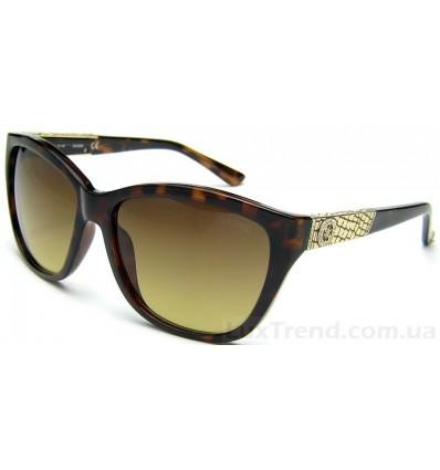 Солнцезащитные очки GUESS 7417 коричневые