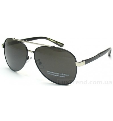 Солнцезащитные очки PORSCHE DESIGN 8265 черные хром.