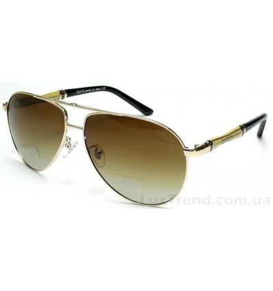 Солнцезащитные очки Gucci 4395 золото