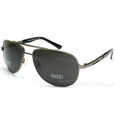 Солнцезащитные очки Gucci 5253 серые