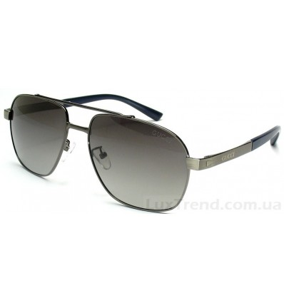 Солнцезащитные очки Gucci 5657 серые