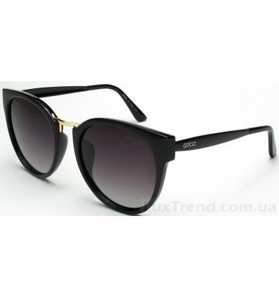 Солнцезащитные очки Gucci 13007 черные