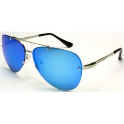 Солнцезащитные очки Armani 3553 голубые