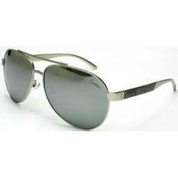 Солнцезащитные очки Cartier 0856 зеркальные