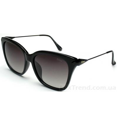 Солнцезащитные очки Dior 15022 черные