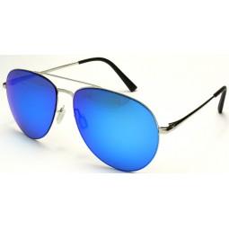 Солнцезащитные очки Linda Farrow 380 голубые