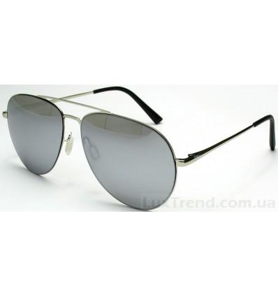 Солнцезащитные очки Linda Farrow 380 зеркальные