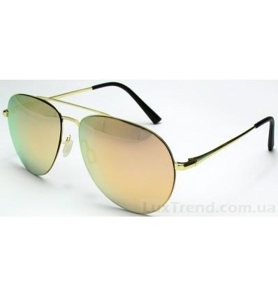 Солнцезащитные очки Linda Farrow 380 розовые