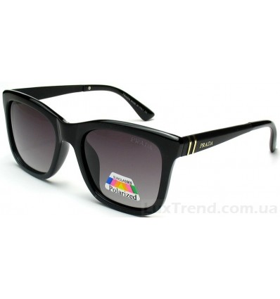 Солнцезащитные очки PRADA 1553 черные