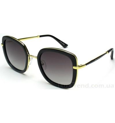 Солнцезащитные очки Miu Miu 15029 черные
