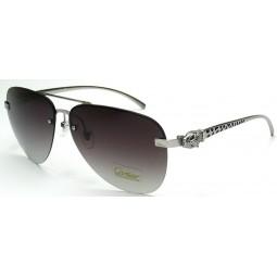 Солнцезащитные очки Cartier 820096 серые