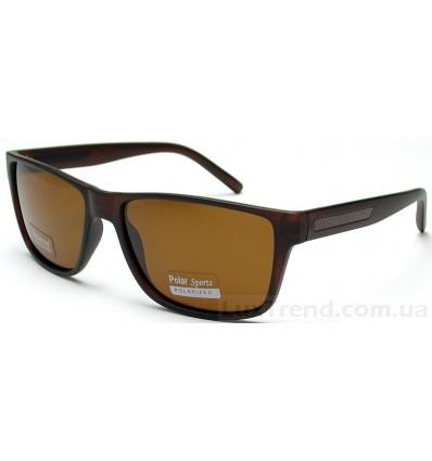 Солнцезащитные очки 6027 коричневые