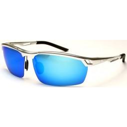 Солнцезащитные очки 8550 Aluminium голубые