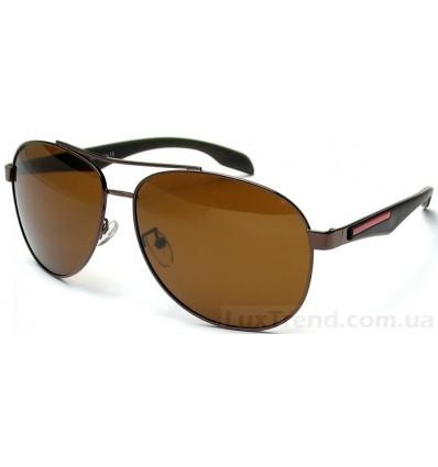 Солнцезащитные очки 705125 коричневые