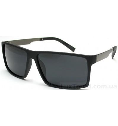 Солнцезащитные очки 6624 черные