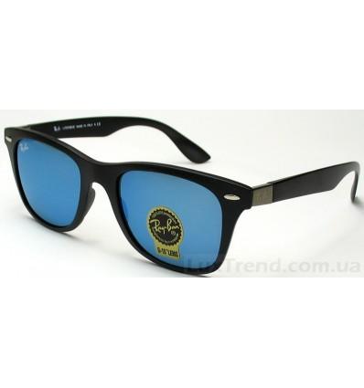 Солнцезащитные очки Ray-Ban 4195 голубые