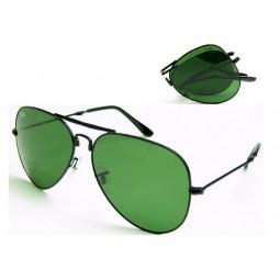 Солнцезащитные очки Ray-Ban 3479 AVIATOR FOLDING черные мат