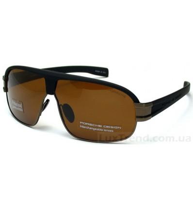 Солнцезащитные очки PORSCHE DESIGN 8517 коричневые