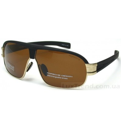 Солнцезащитные очки PORSCHE DESIGN 8517 золото
