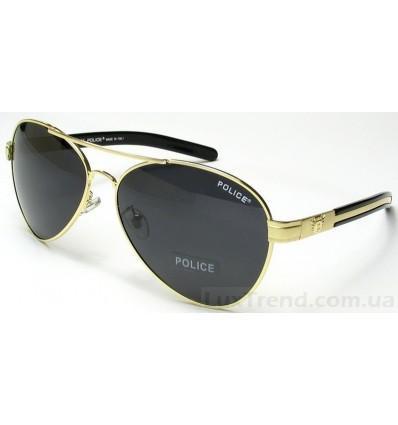 Солнцезащитные очки Police 9111 золото