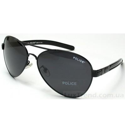 Солнцезащитные очки Police 9111 черные